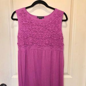 Purple dress size medium
